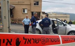 חשד לרצח בטירה, ארכיון (צילום: דוברות המשטרה, חדשות)