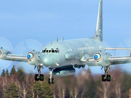 המטוס הרוסי שהופל בסוריה (צילום: סקי ניוז, חדשות)