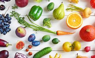 ירקות ופירות (צילום: shutterstock By Anna Shkuratova)