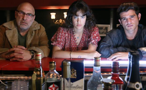 צחי גראד, דר זוזובסקי ומאור שוויצר, פאנץ' (צילום: yes דוקו)