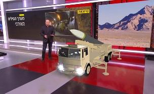 כך התפתח מערך הטילים האירני (צילום: החדשות)