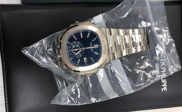 שעונים במאות אלפי דולרים (צילום: דוברות המשטרה, חדשות)
