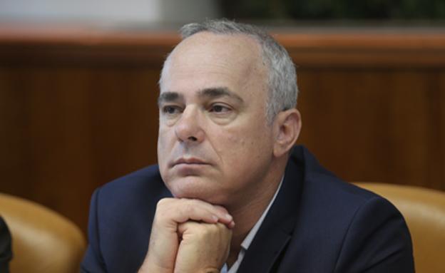 שר האנרגיה יובל שטייניץ (צילום: Alex Kolomoisky/flash 90, חדשות)