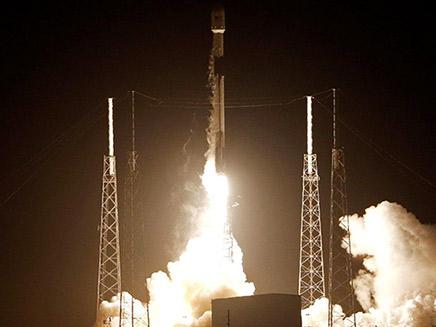 שיגור החללית הישראלית