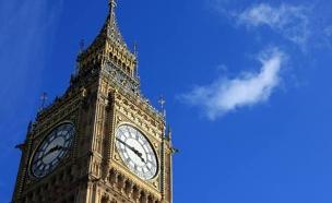 בניין, ביג בן, שעון, לונדון, בריטניה (צילום: רויטרס, חדשות)