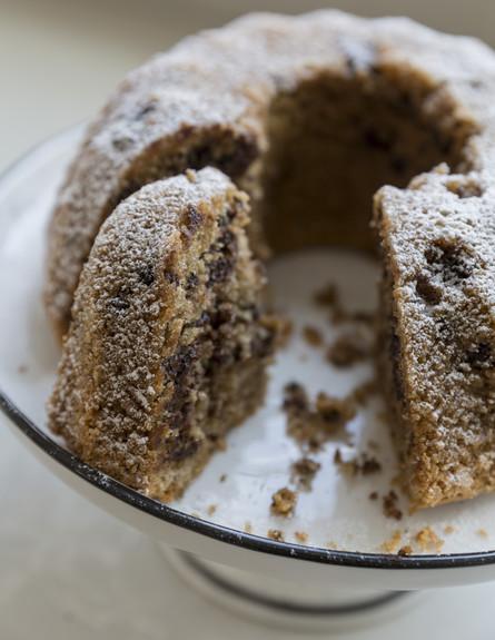 עוגת פצפוצים של סבתא של קרן (צילום: יעל אילן, מתרגשת, הוצאת מודן)