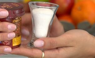 מבחן הסוכר. צפו (צילום: החדשות)