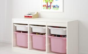 חדרי ילדים איקאה (צילום: Inter ikea systems)