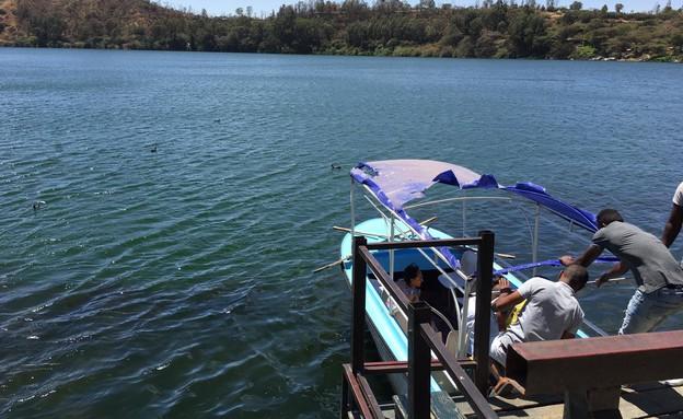 אגם בישופטו (צילום: מערכת mako חופש)