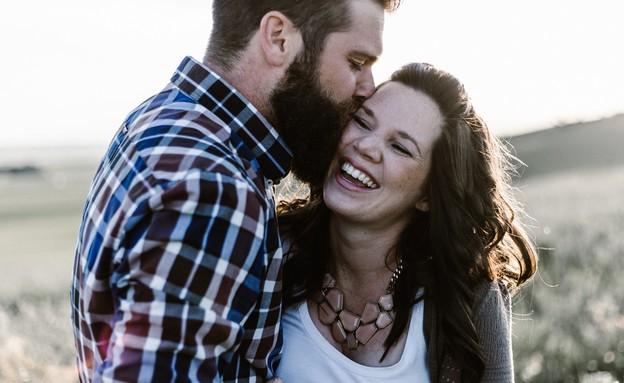 זוג מאושר (צילום:  Priscilla Du Pree, Unsplash)