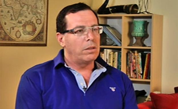 הנאשם המרכזי בפרשה, בועז הרפז (צילום: החדשות)
