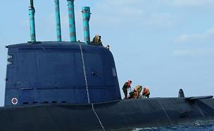 """הכשרה בדרך לסטי""""לים ולצוללות (צילום: משה שי/פלאש 90, חדשות)"""