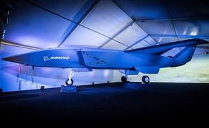 מטוס קרב דור שישי (צילום: Boeing)