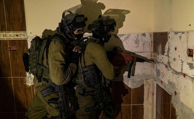 """הריסת בית המחבל שרצח את מיכאל מרק (צילום: דו""""צ, חדשות)"""