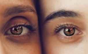 קלוז אפ עיניים נשים (צילום: soroush-karimi, unsplash)