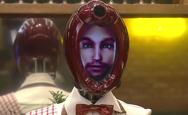 2025 ריאליטי: לילה בעיר: מי באמת מנהל את כל הרובוטים ב-2025?