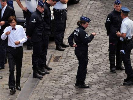 המחבל שרצח שני ישראלים בבריסל הורשע (צילום: חדשות)