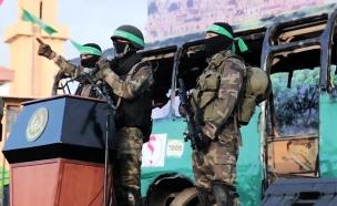 חמאס מגביר דרישות (צילום: חדשות)