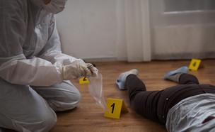 חקירת רצח (צילום: shutterstock | Syda Productions)