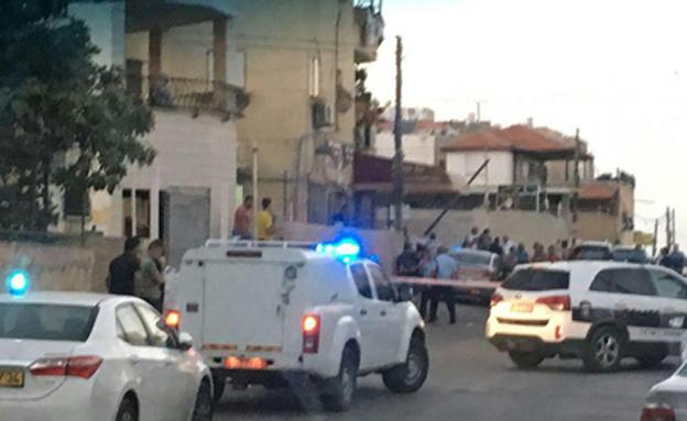 תקפו שוטרים ונעצרו (צילום: רפעת עכר, חדשות)