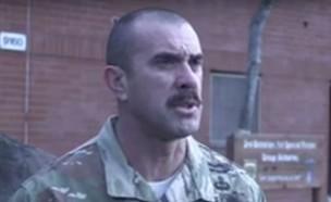 """רס""""ר סיים גיבוש אחרי 20 שנה (צילום: Shadow Spear Special Operations@Youtube)"""