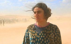 טאיסיר אחרי 5 שנים בשבי דאעש (צילום: אינקס, חדשות)