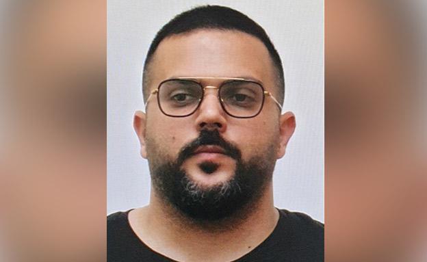 אלעד בן נון החשוד שהתחזה ברשת וסחט מיליונים (צילום: משטרת ישראל, חדשות)