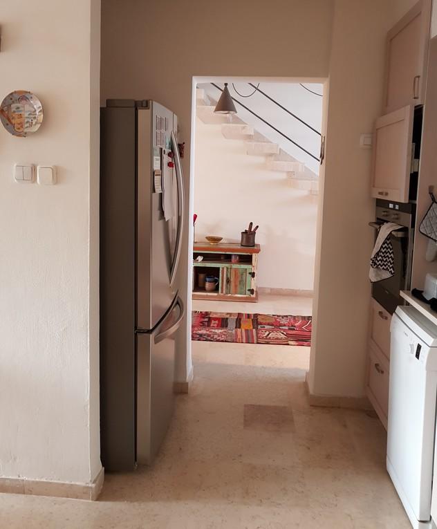בית בשרון, ג, עיצוב נילי רונקין, המטבח לפני שיפוץ - 1