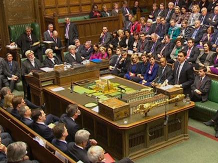 הפרלמנט הבריטי (ארכיון)