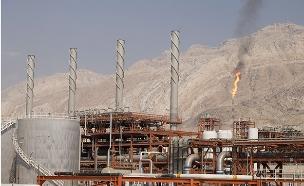 מתקן נפט אירני (צילום: רויטרס, חדשות)