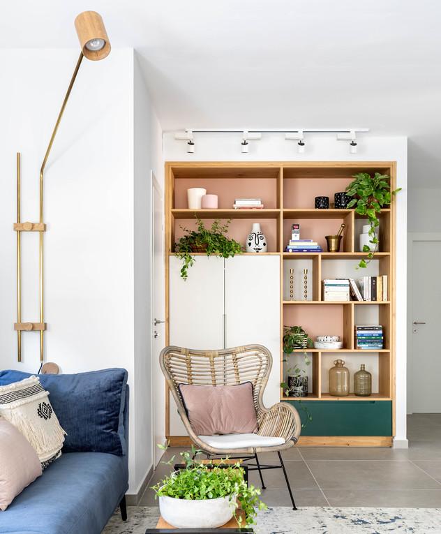 בית במושב תקומה, ג, עיצוב מיכל סמץ - 24