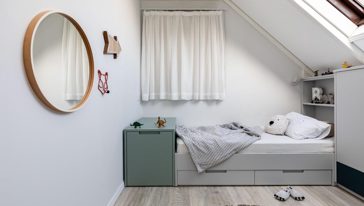 בית במושב תקומה, עיצוב מיכל סמץ - 5