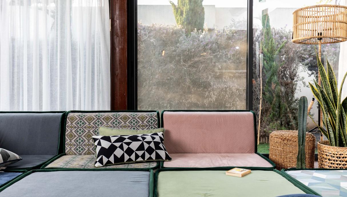 בית במושב תקומה, עיצוב מיכל סמץ - 10