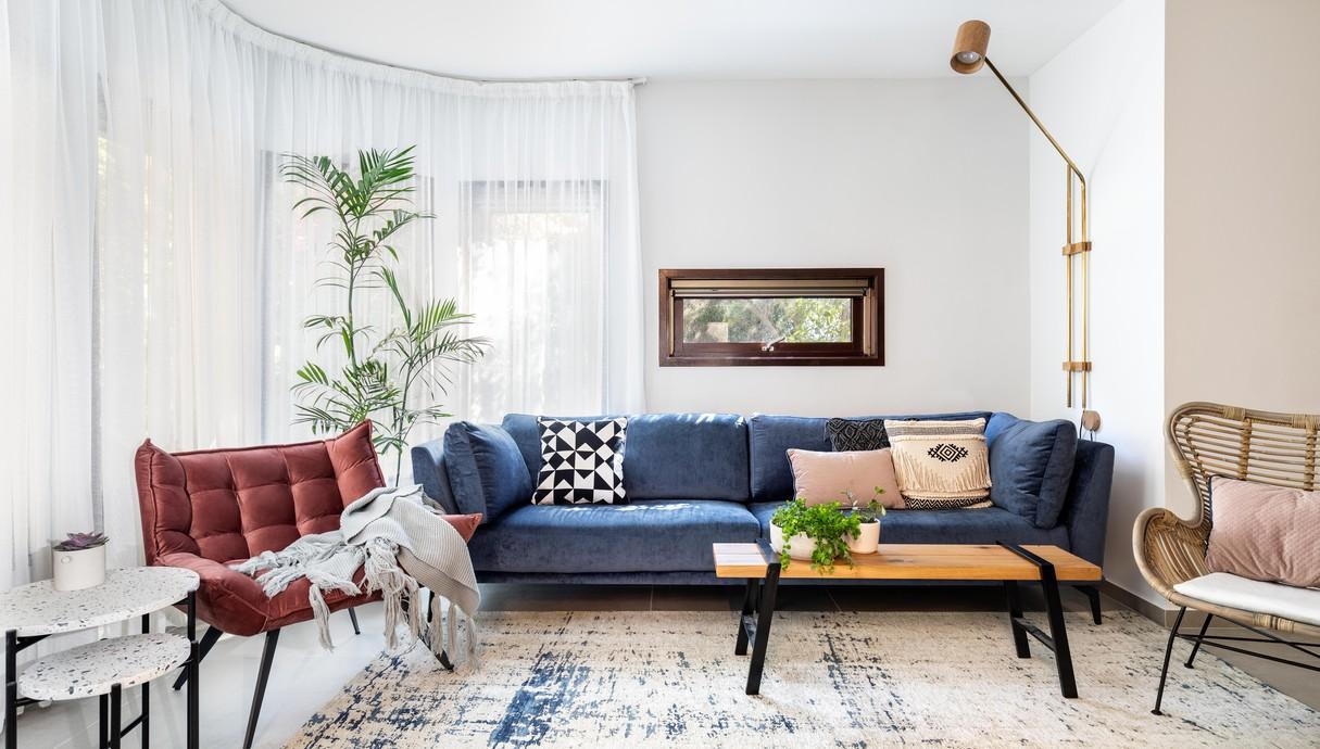 בית במושב תקומה, עיצוב מיכל סמץ - 20