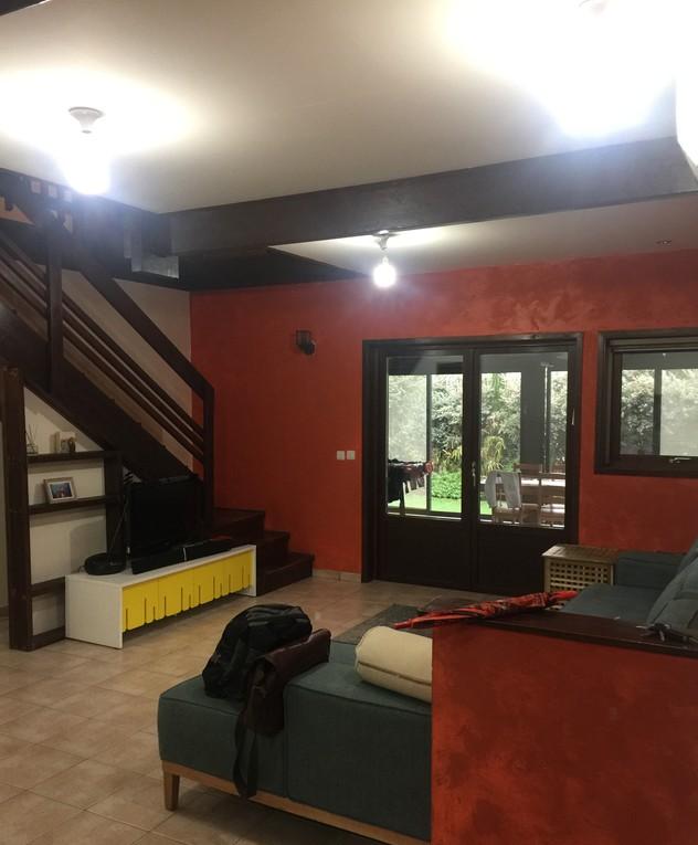 בית במושב תקומה, ג, עיצוב מיכל סמץ, לפני שיפוץ - 2