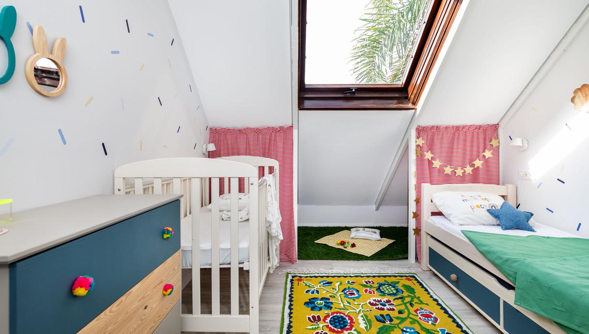 בית במושב תקומה, עיצוב מיכל סמץ - 35