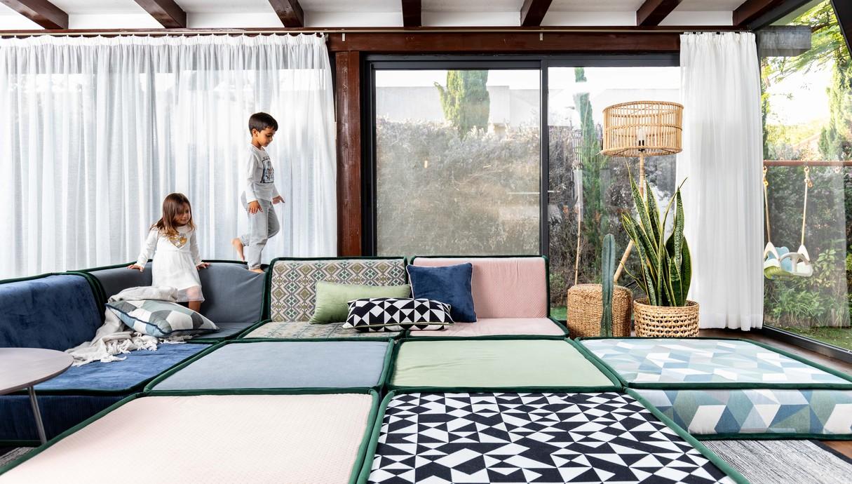 בית במושב תקומה, עיצוב מיכל סמץ - 40
