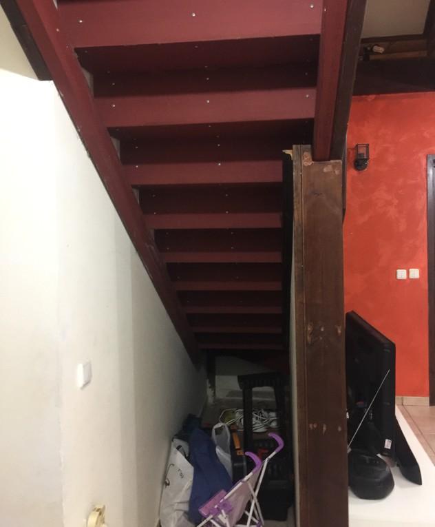 בית במושב תקומה, ג, עיצוב מיכל סמץ, לפני שיפוץ - 3