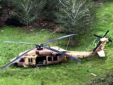 תאונת מסוק בלק הוק של חיל האוויר בבית שמש