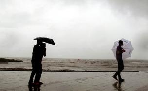 החורף חוזר: גשם וירידה בטמפ' (צילום: AP, חדשות)