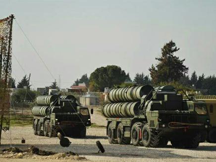 האס 400 בסוריה (ארכיון)