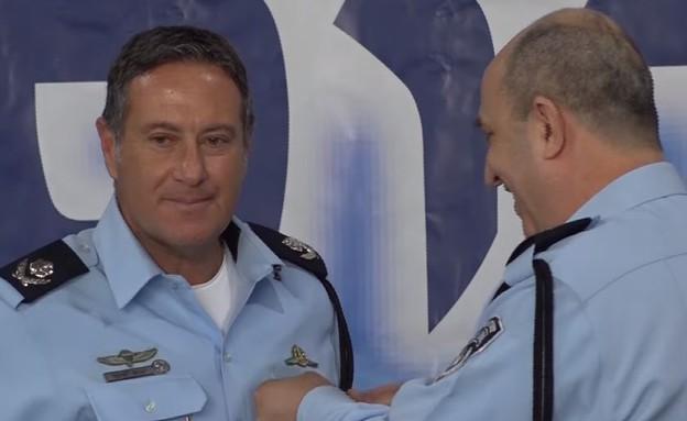 ניצב יורם סופר (צילום: דוברות המשטרה)