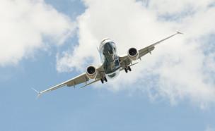 בואינג 737-8 MAX (צילום:  Steve Mann, shutterstock)