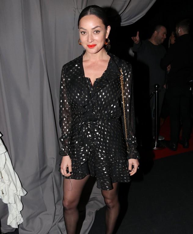 ויוי בלאיש בשבוע האופנה, מרץ 2019