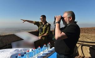 ליברמן בזמן כהונתו כשר הביטחון (ארכיון) (צילום: אריאל חרמוני, משרד הביטחון, חדשות)