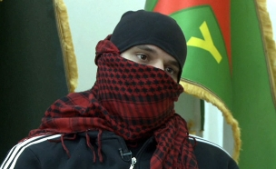 """שיחה עם לוחם דאע""""ש לשעבר (צילום: חדשות)"""