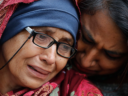 50 בני אדם נרצחו (צילום: AP, חדשות)