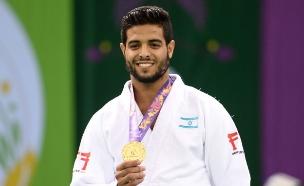 שגיא מוקי (צילום: הועד האולימפי בישראל, חדשות)