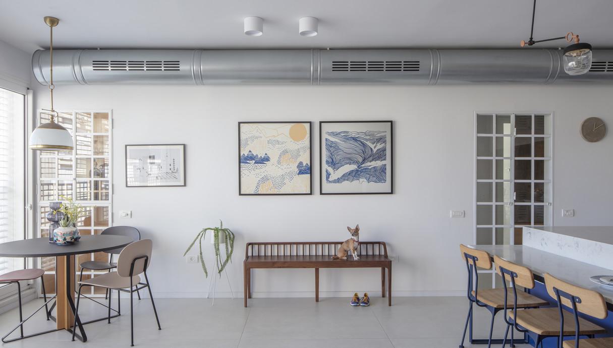 דירה בתל אביב, עיצוב סטודיו 37 - 7