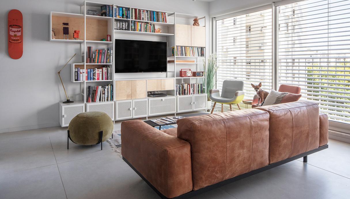 דירה בתל אביב, עיצוב סטודיו 37 - 9